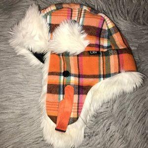 Winter hat super cute D&Y o/s
